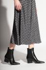 Salvatore Ferragamo 'Velta' heeled ankle boots