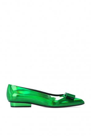 'viva' leather shoes od Salvatore Ferragamo