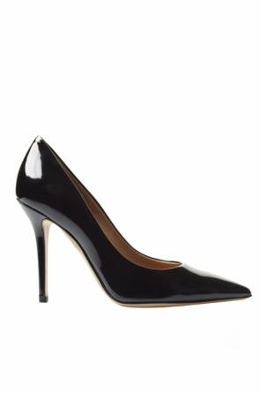 Leather 'susi' pumps od Salvatore Ferragamo