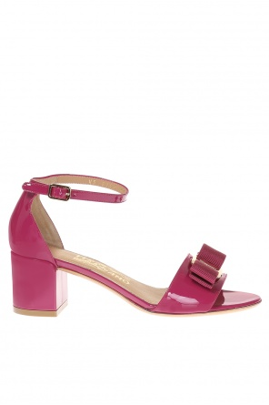 'gavina' heeled sandals od Salvatore Ferragamo