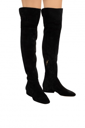'cremona' over-the-knee boots od Salvatore Ferragamo