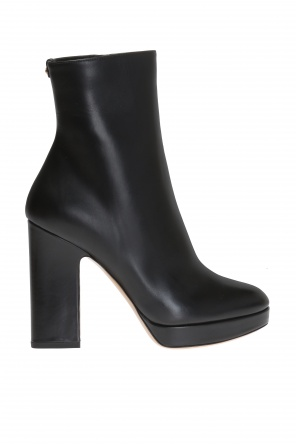 Heeled ankle boots od Salvatore Ferragamo