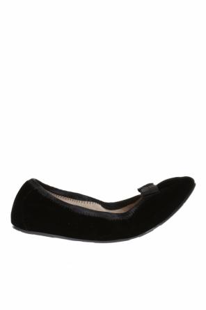 Ballet flats with bow od Salvatore Ferragamo