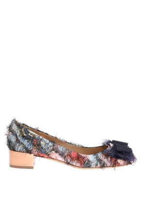 Pumps with bow od Salvatore Ferragamo