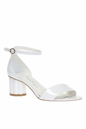 'eraclea' heeled sandals od Salvatore Ferragamo