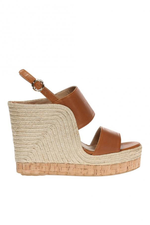 f891c6b9e27 Maratea  wedge sandals Salvatore Ferragamo - Vitkac shop online