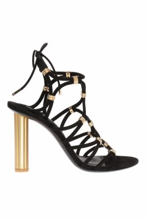 'fiuggi' heeled sandals od Salvatore Ferragamo