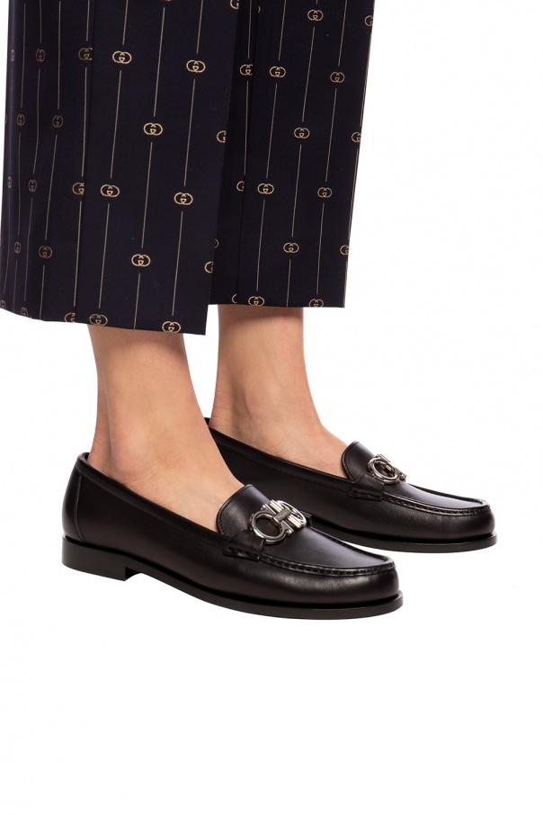 'rolo' loafers od Salvatore Ferragamo