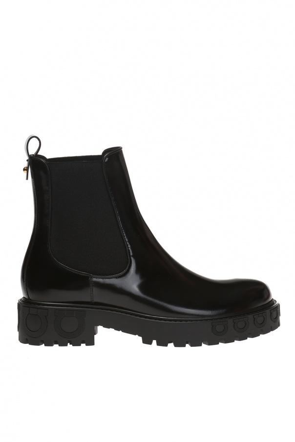 Salvatore Ferragamo 'Varsi' ankle boots