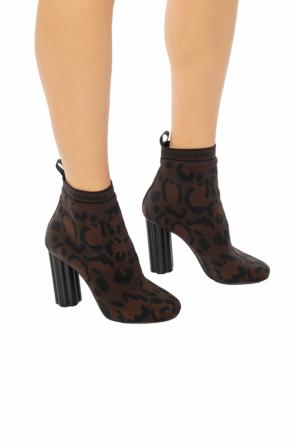 'capo' booties with sock od Salvatore Ferragamo