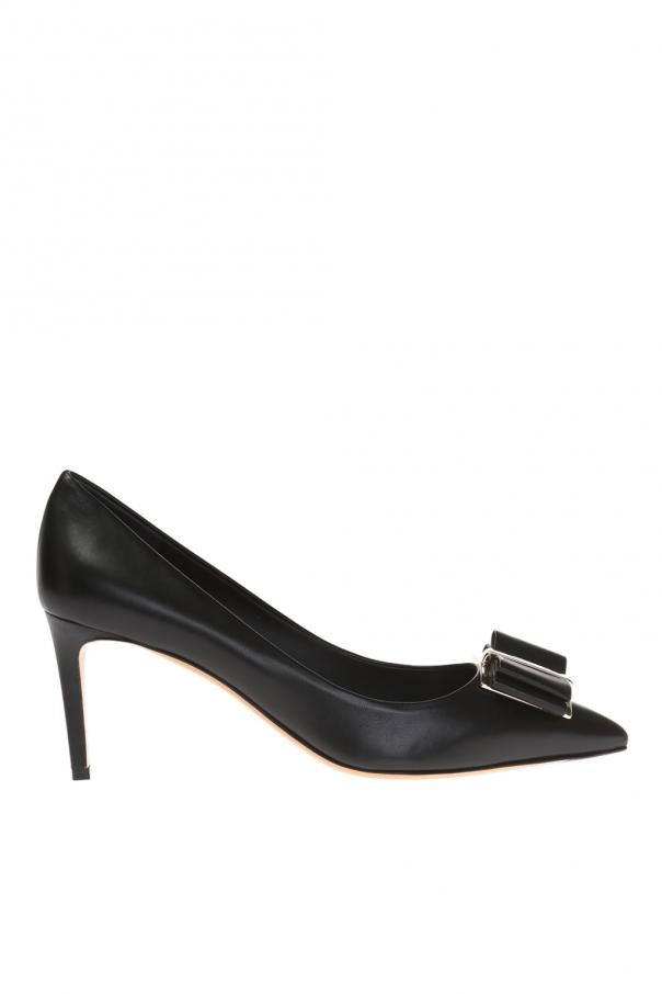 Salvatore Ferragamo 'Zeri' stiletto pumps