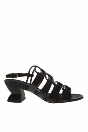 'sirmio' heeled sandals od Salvatore Ferragamo