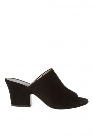 Leather mules od Salvatore Ferragamo