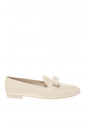 Leather loafers od Salvatore Ferragamo
