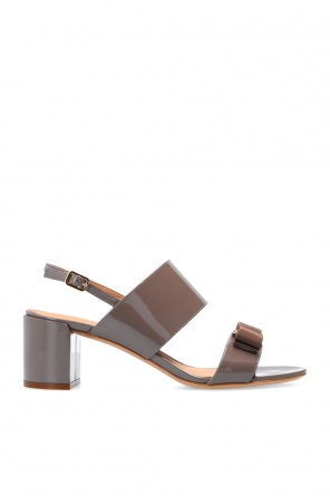 Leather sandals od Salvatore Ferragamo