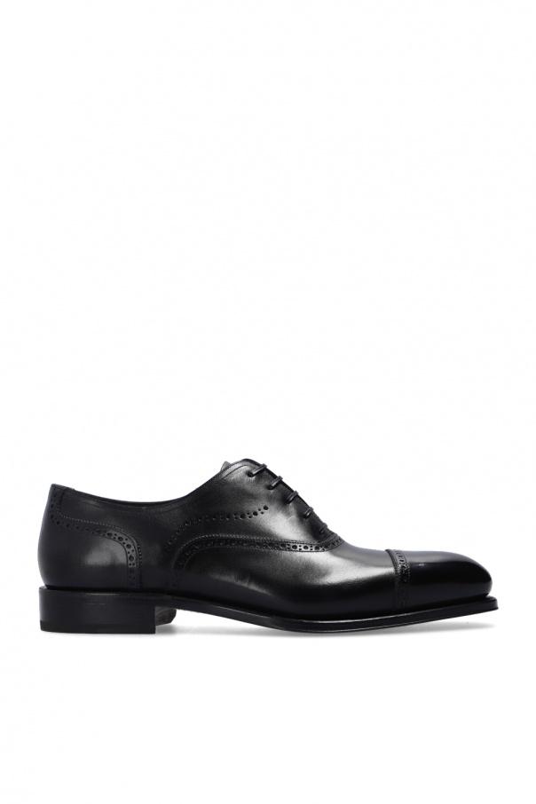 Salvatore Ferragamo 'Pizzarro' lace-up shoes