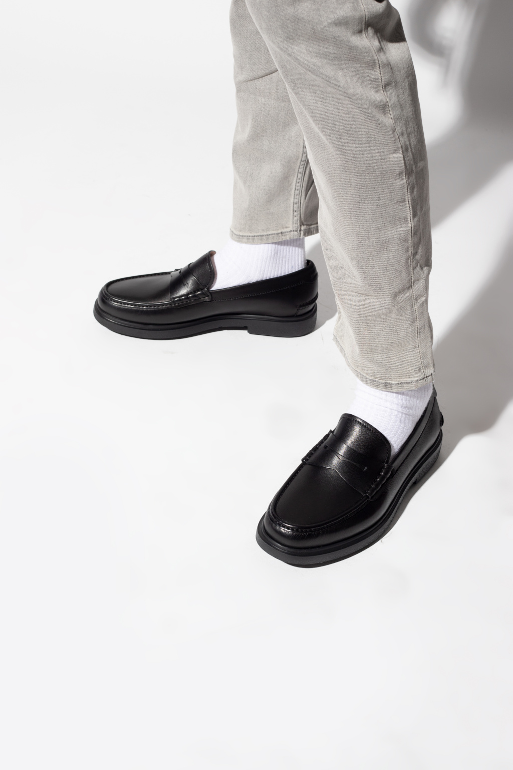 Salvatore Ferragamo Pittsburgh乐福鞋