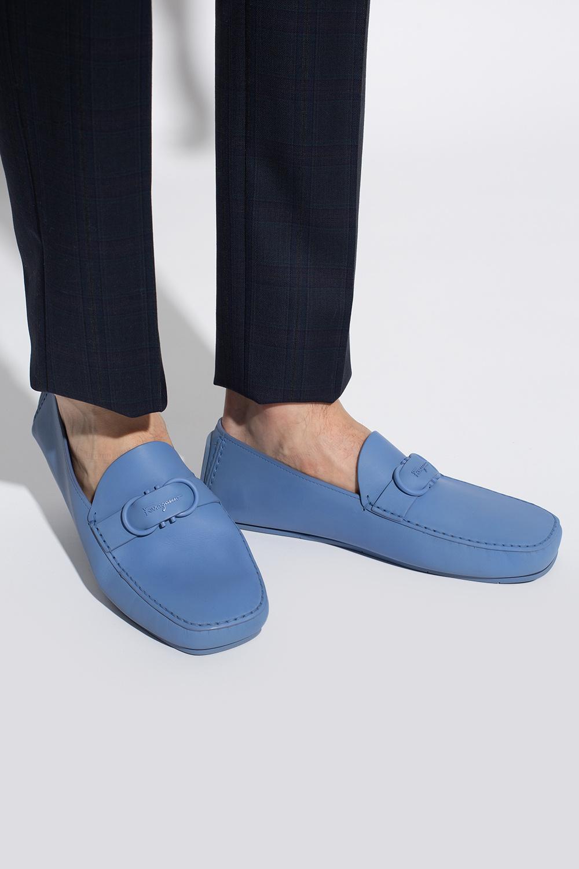 Salvatore Ferragamo 'Palinuro' moccasins