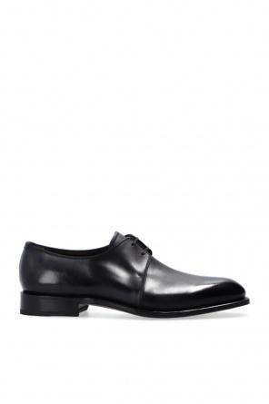 'napoli' leather shoes od Salvatore Ferragamo