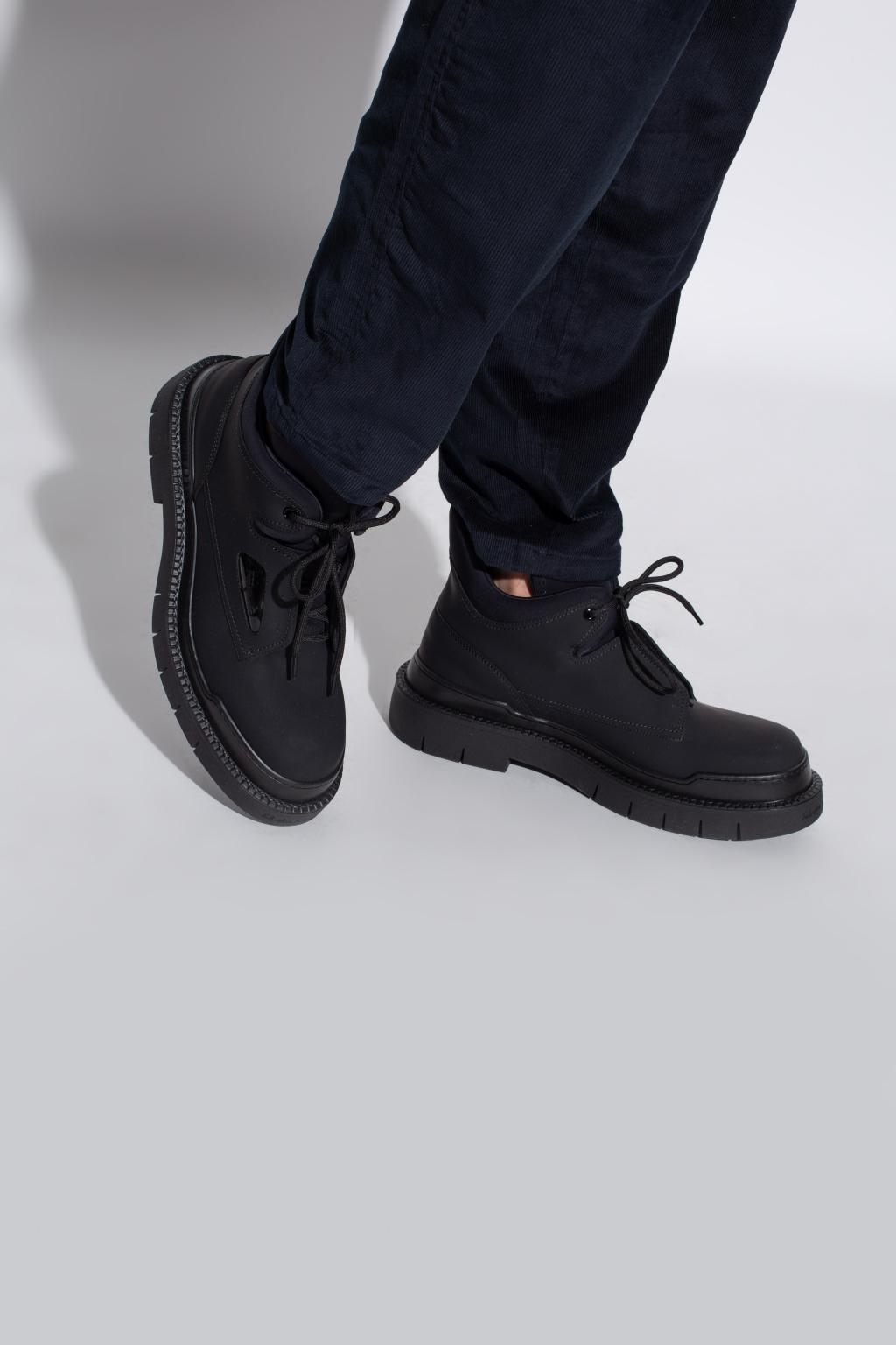 Salvatore Ferragamo 'Neji' ankle boots