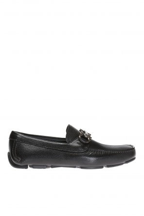 Leather moccasins od Salvatore Ferragamo