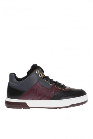 Leather sneakers od Salvatore Ferragamo