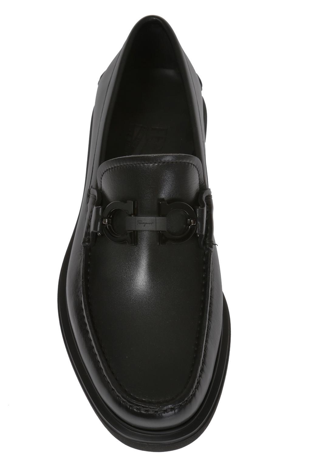 Salvatore Ferragamo Buty 'Gotham' typu 'loafers'