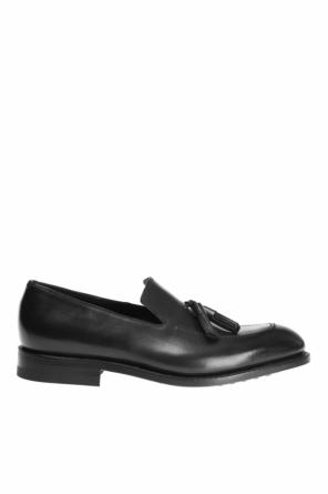 'tassel' slip-on sneakers od Salvatore Ferragamo