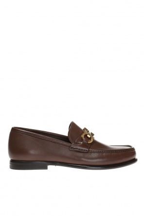 'crown' loafers od Salvatore Ferragamo