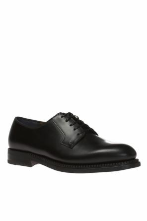 'brush' derby shoes od Salvatore Ferragamo