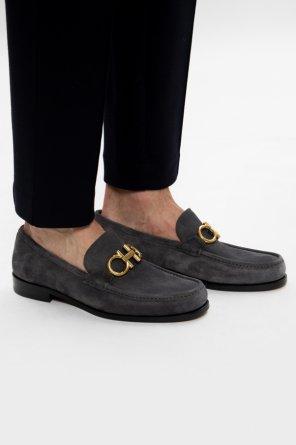 Rolo麂皮乐福鞋 od Salvatore Ferragamo