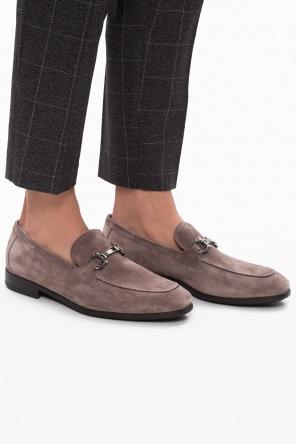 'nebbiolo' leather moccasins od Salvatore Ferragamo