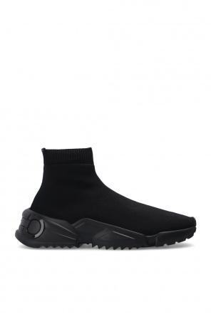 'raquel' sock sneakers od Salvatore Ferragamo