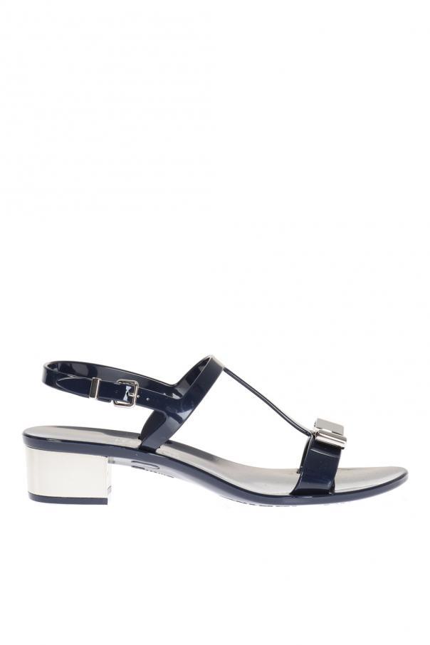 fade775adc5c Heeled sandals Salvatore Ferragamo - Vitkac shop online