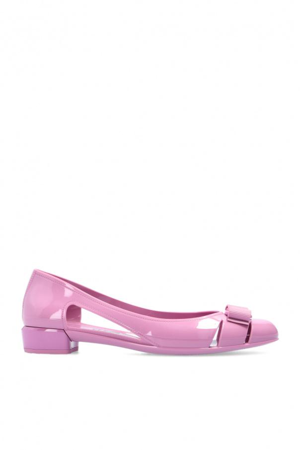 Salvatore Ferragamo 'Vara' heeled pumps