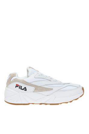 Sport shoes with an embroidered logo od Fila