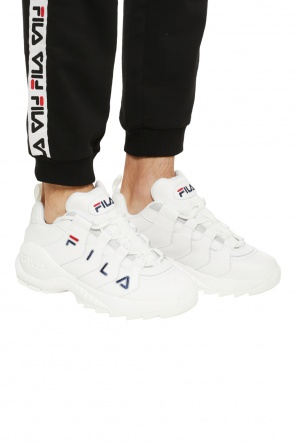 'countdown' leather sneakers od Fila