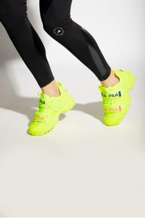 'disruptor straps' sneakers od Fila
