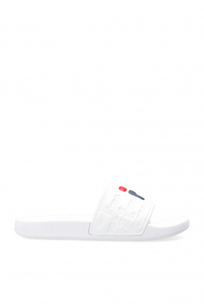 'baywalk' slides with logo od Fila