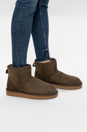 'w classic mini ii' snow boots od UGG