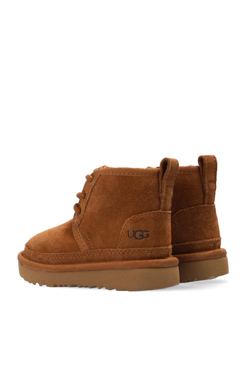 UGG Kids 'Neumel II' lace-up ankle boots
