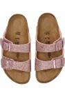 Birkenstock Kids 'Arizona' slide sandals
