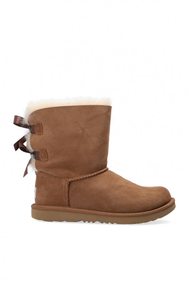 UGG Kids 'K Bailey Bow II' snow boots