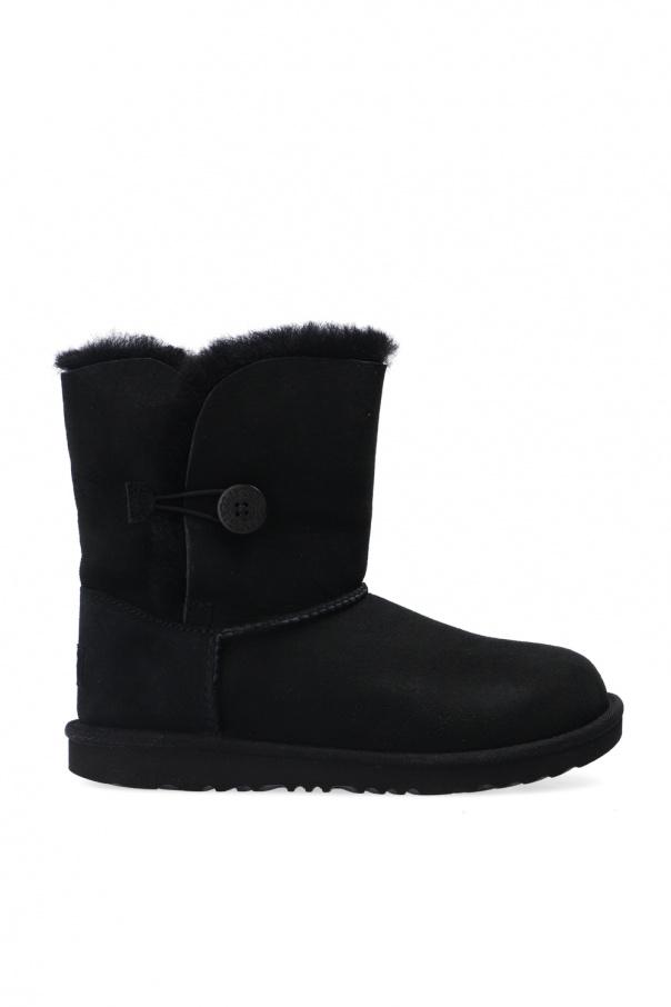 UGG Kids 'K Bailey Button II' snow boots