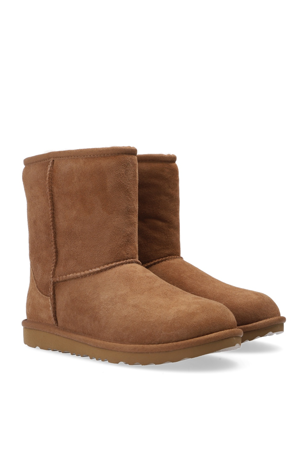 UGG Kids 'Classic II' suede snow boots