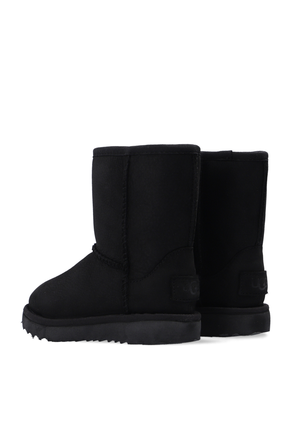 UGG Kids 'Classic Weather Short' snow boots