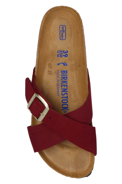 Birkenstock 'Siena Big Buckle' slides