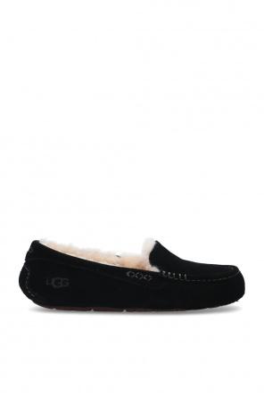 'w ansley' moccasins with fur lining od UGG