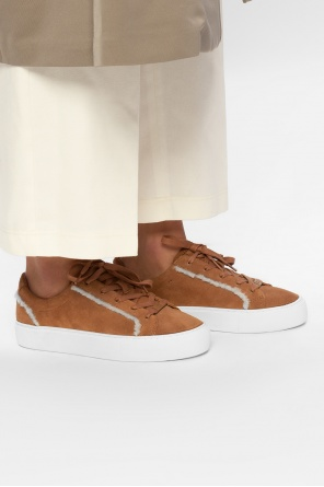 'w zilo heritage' lace-up sneakers od UGG