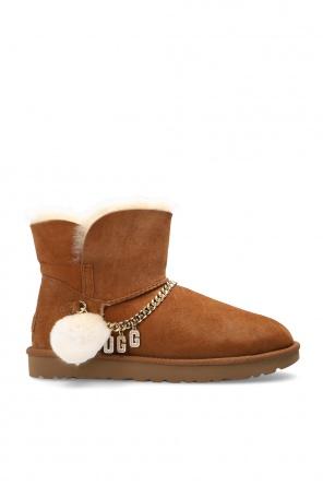 'w classic ugg charm mini' snow boots od UGG